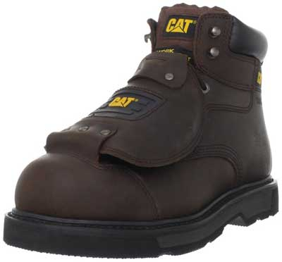 Caterpillar Welding Boots