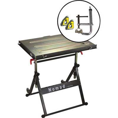 Strong Hand Tools Nomad Welding Table