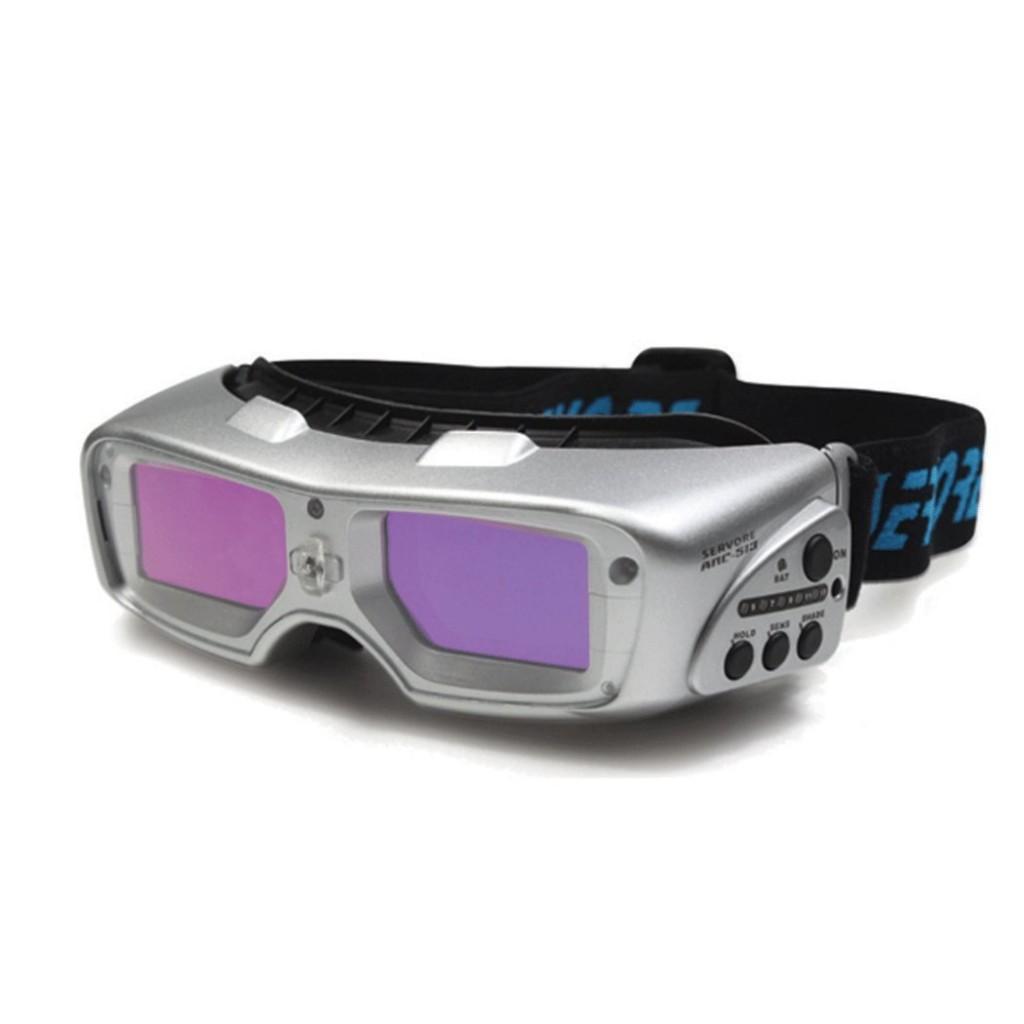 Servore Auto Darkening Welding Goggles