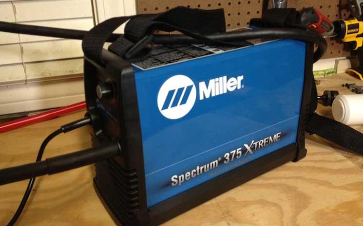 Miller Spectrum 375 >> Miller Spectrum 375 X Treme Plasma Cutter Review Welding Helmet Pros
