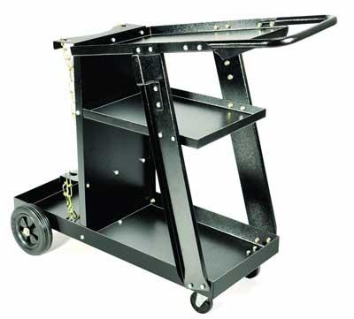 hot wax plasma cutter cart