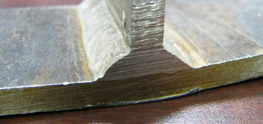 Fillet Welded T-Joint