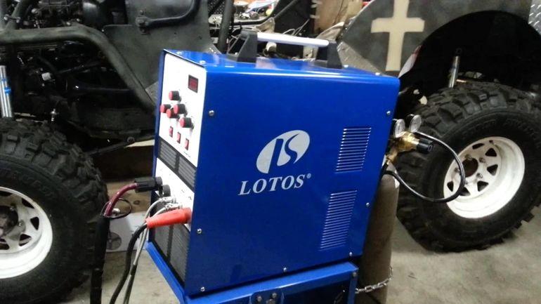 lotos tig200 welder